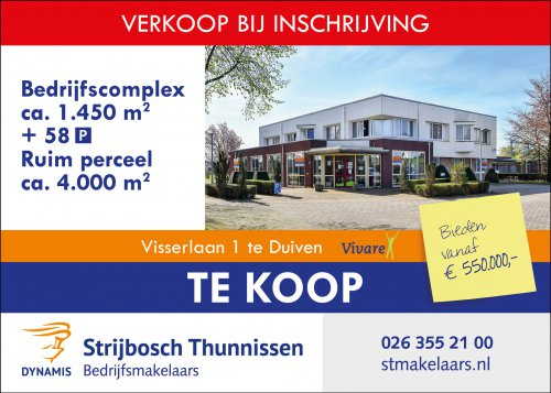 Strijbosch Thunnissen advertentie Viviare